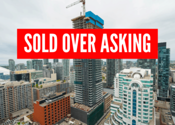 Real Estate Myth: Every Toronto Property Sells Over Asking
